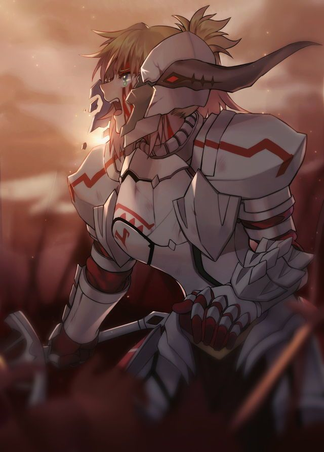 Mordred Fgo Anime Fate Anime Series Fate Apocrypha Mordred