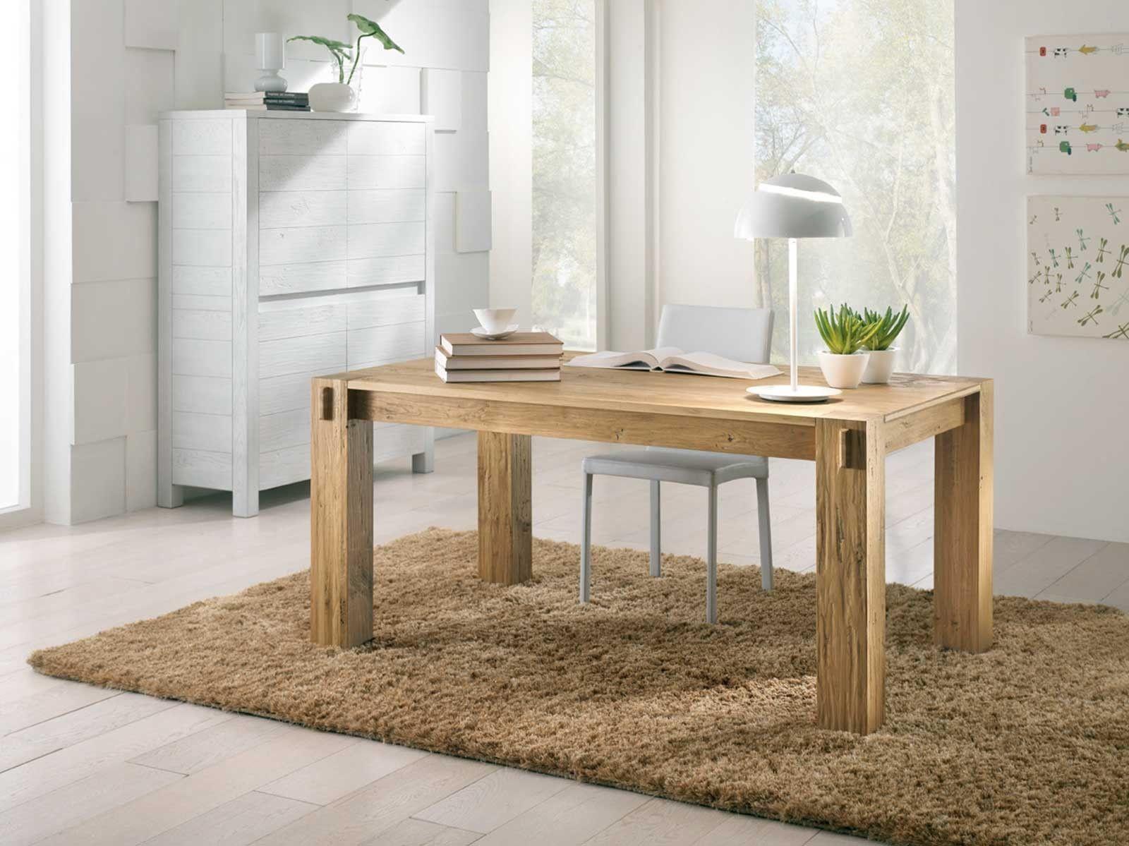 Domus Arte - Tavolo allungabile in legno Storia | Tavoli legno ...