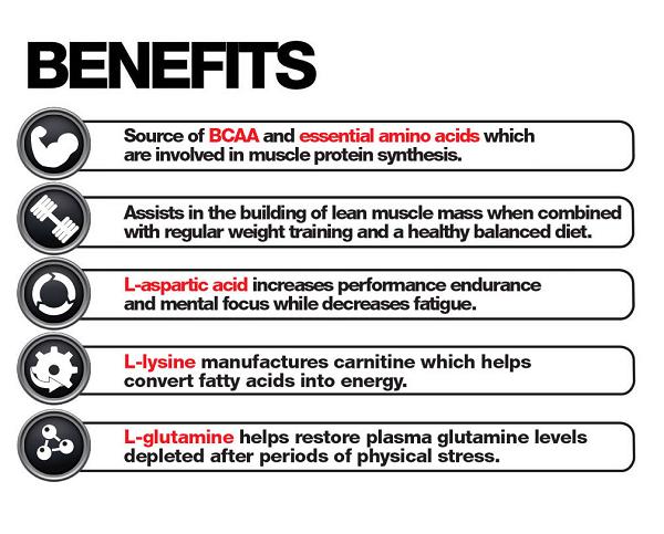 Benefits Of L Gultamine L Lysine Sinew Healthcare