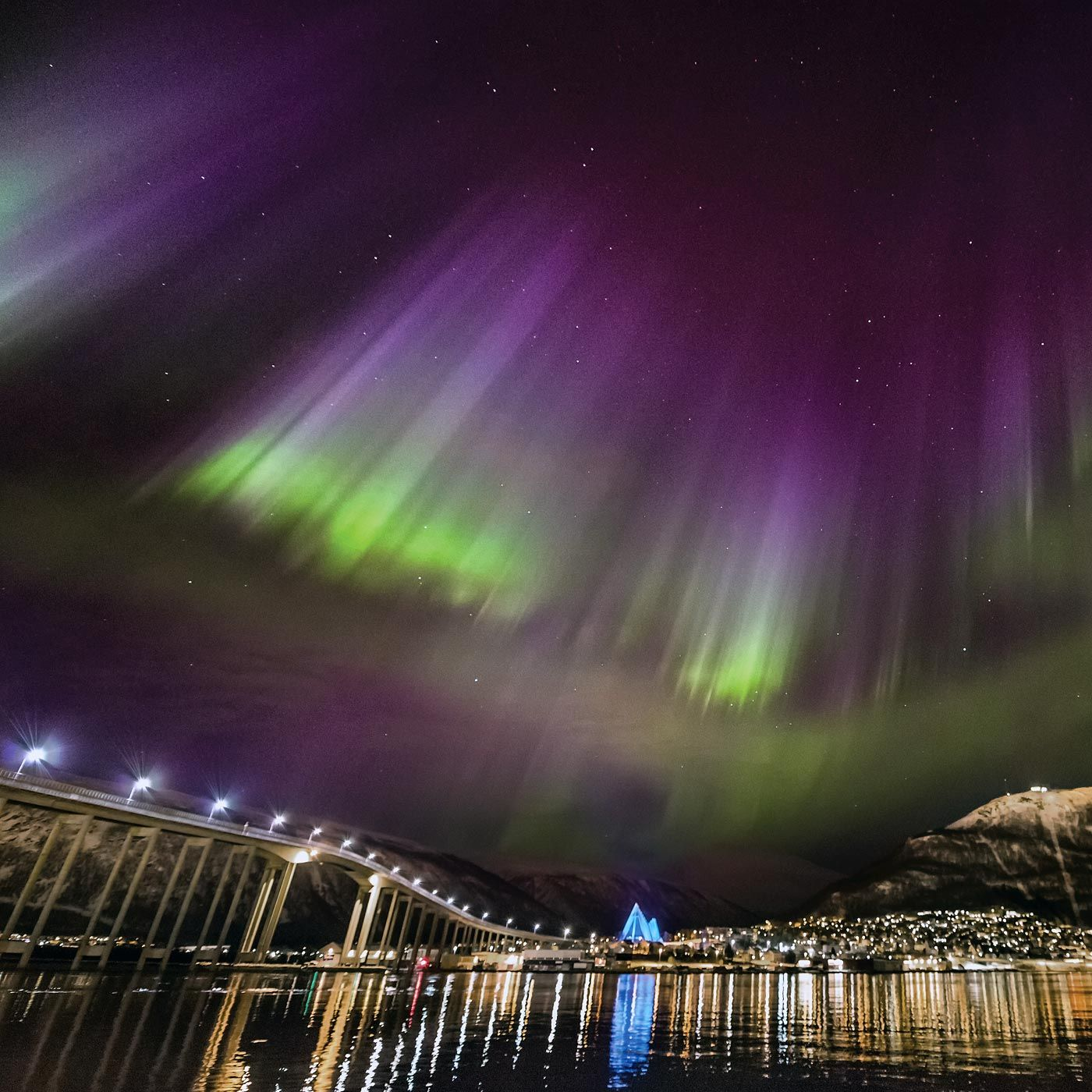 Northern Lights Cruises To Norway To See The Aurora