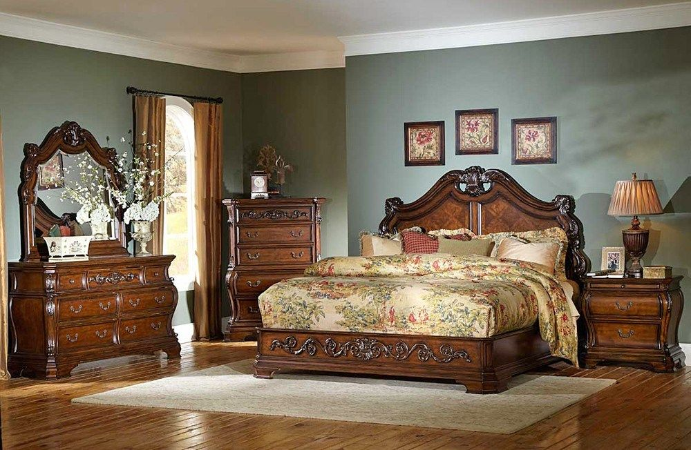 Victorian Style Bedroom Decor