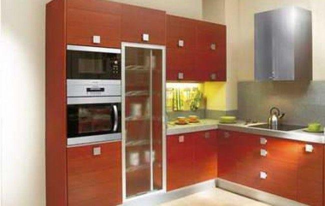 cocinas integrales pequeas buscar con google with diseos de cocinas pequeas modernas