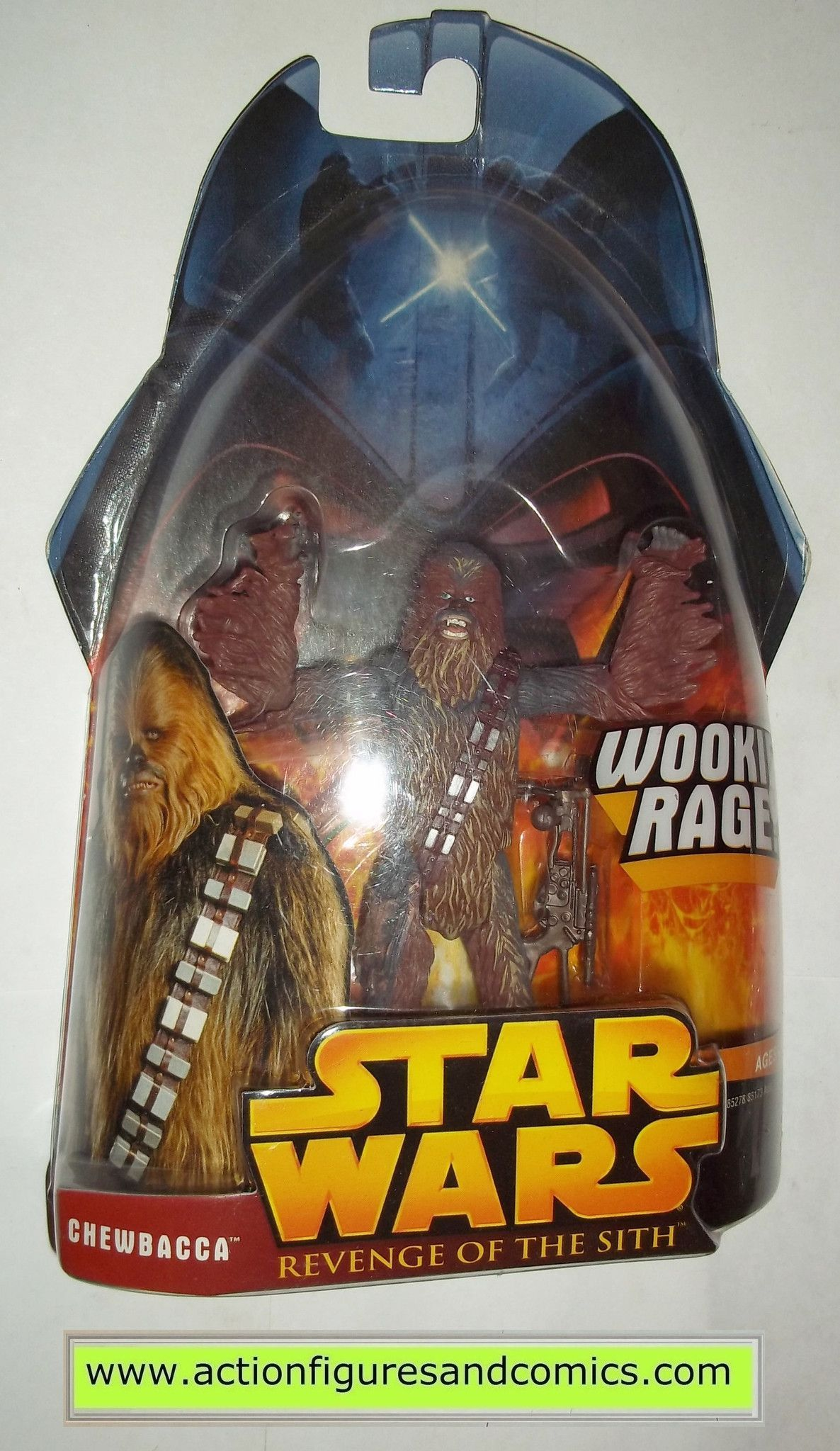 "3.75/"" Star Wars 2005 Clone Pilot Trooper Revenge of the Sith Figure Toys"