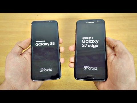 (Photo : Timmers EM1/Youtube) The Samsung Galaxy S8 camera gives a more detailed image while the S7 Edge gives wide angle selfie shots.   As Samsung had released the Samsung Galaxy S8 flagship device, tech consumers are torn whether which they will buy between the Galaxy S8 and S7 Edge....