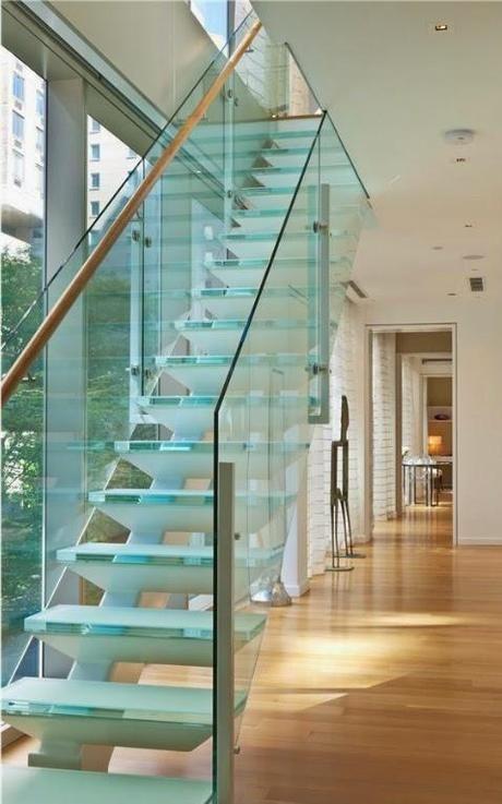 Propuesta de Escaleras Modernas Loft Pinterest Lofts - escaleras modernas