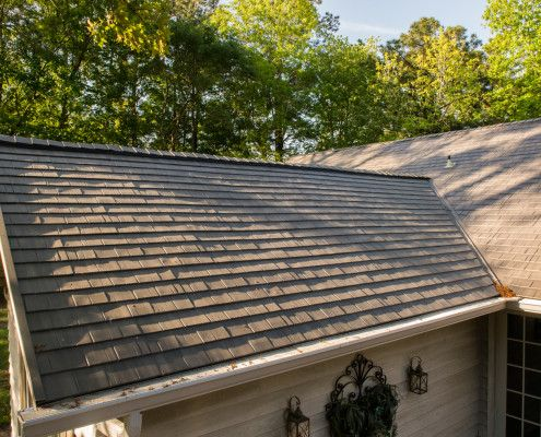Best Metal Roofing Home Page Metal Roof Wood Shakes Brown Roofs 400 x 300