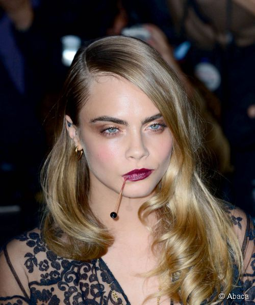 Cara Delevingne arriving at the GQ Men of the Year Awards in London, UK on September 2, 2014