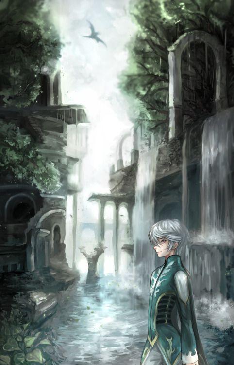 "torike: ""160814-與你共同的景色 """