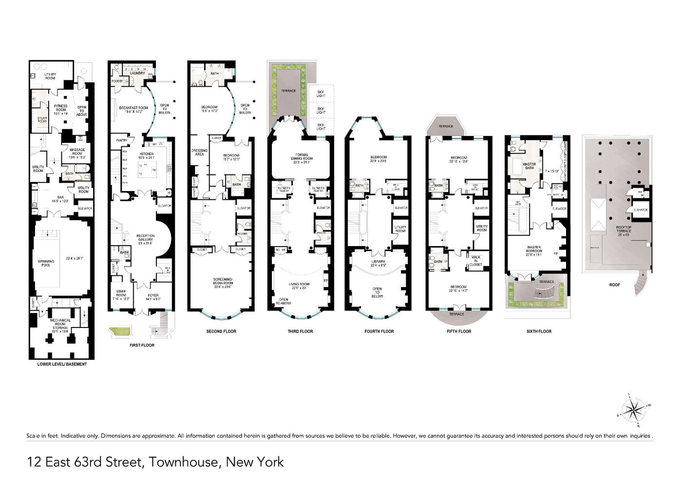 For 67m An Opulent Upper East Side Mansion With Thierry Despont Renovation Upper East Side Townhouse Nyc Real Estate
