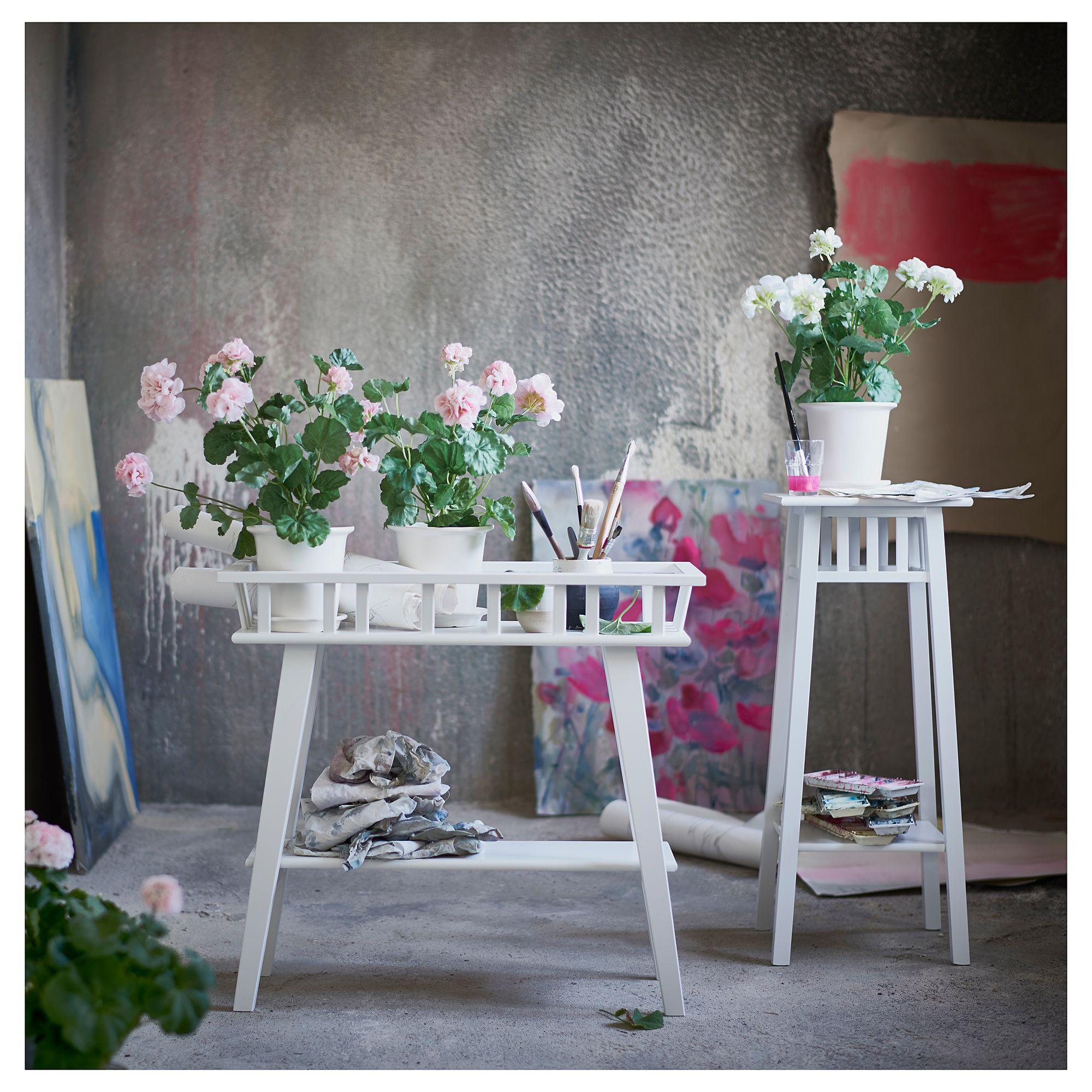 Lantliv plant stand white apartment goals pinterest apartment