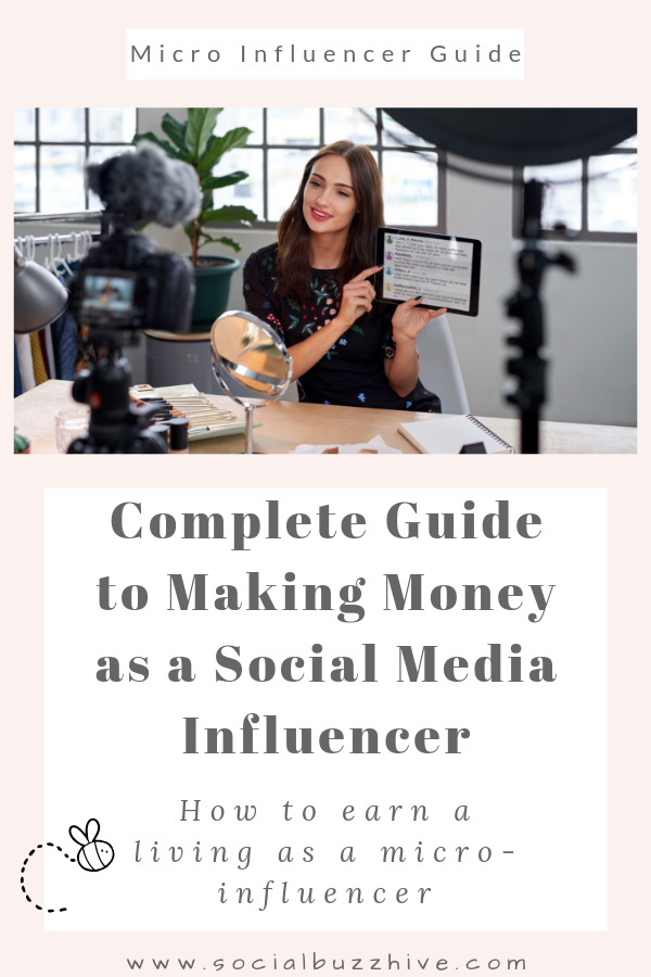 Rise of the Social Media MicroInfluencer - SocialBuzzHive