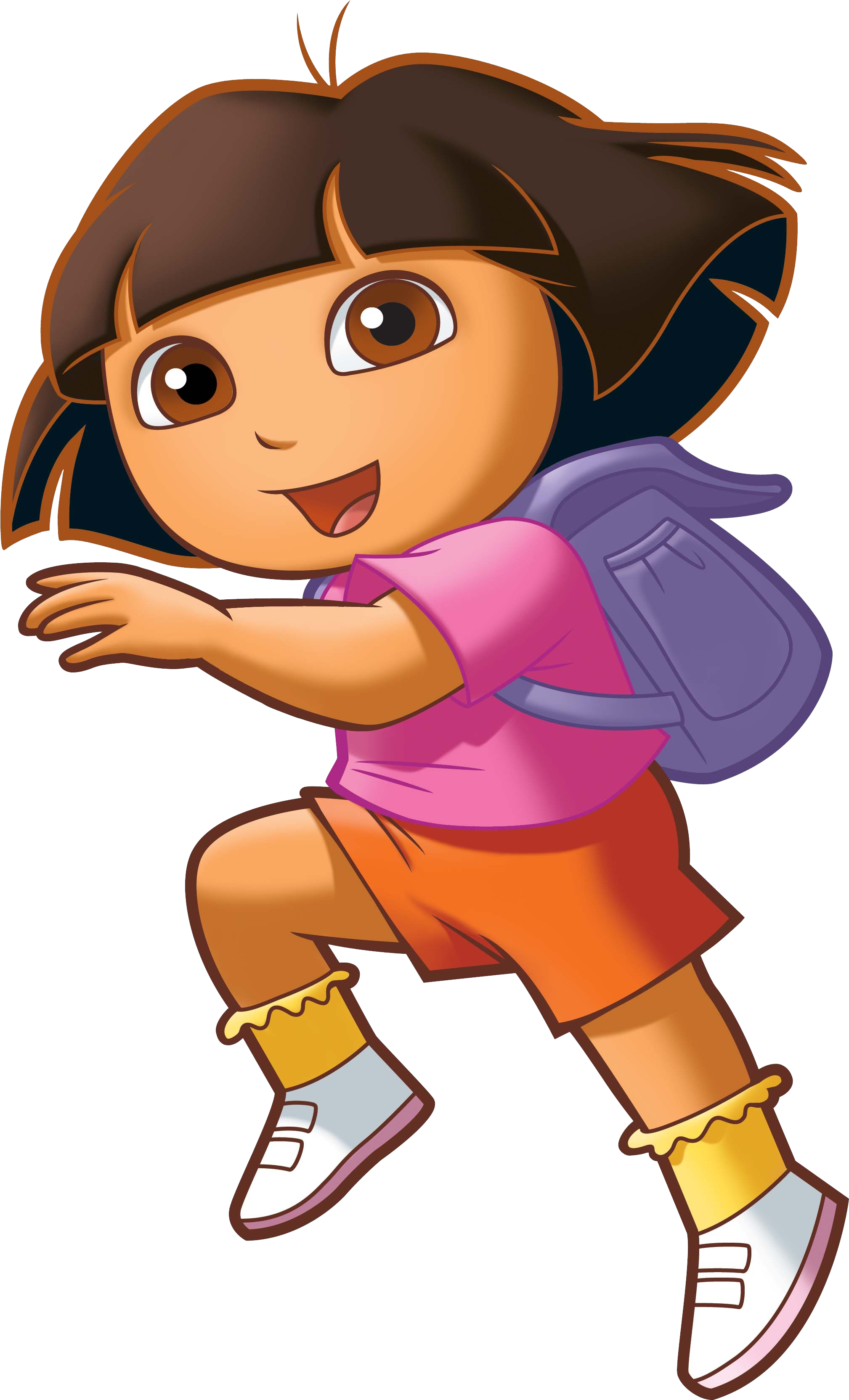 Latest 2018 3329 Cartoon Female Cartoon Characters Dora Cartoon