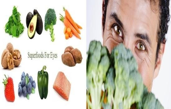 7 types of food that can make your eyes stronger