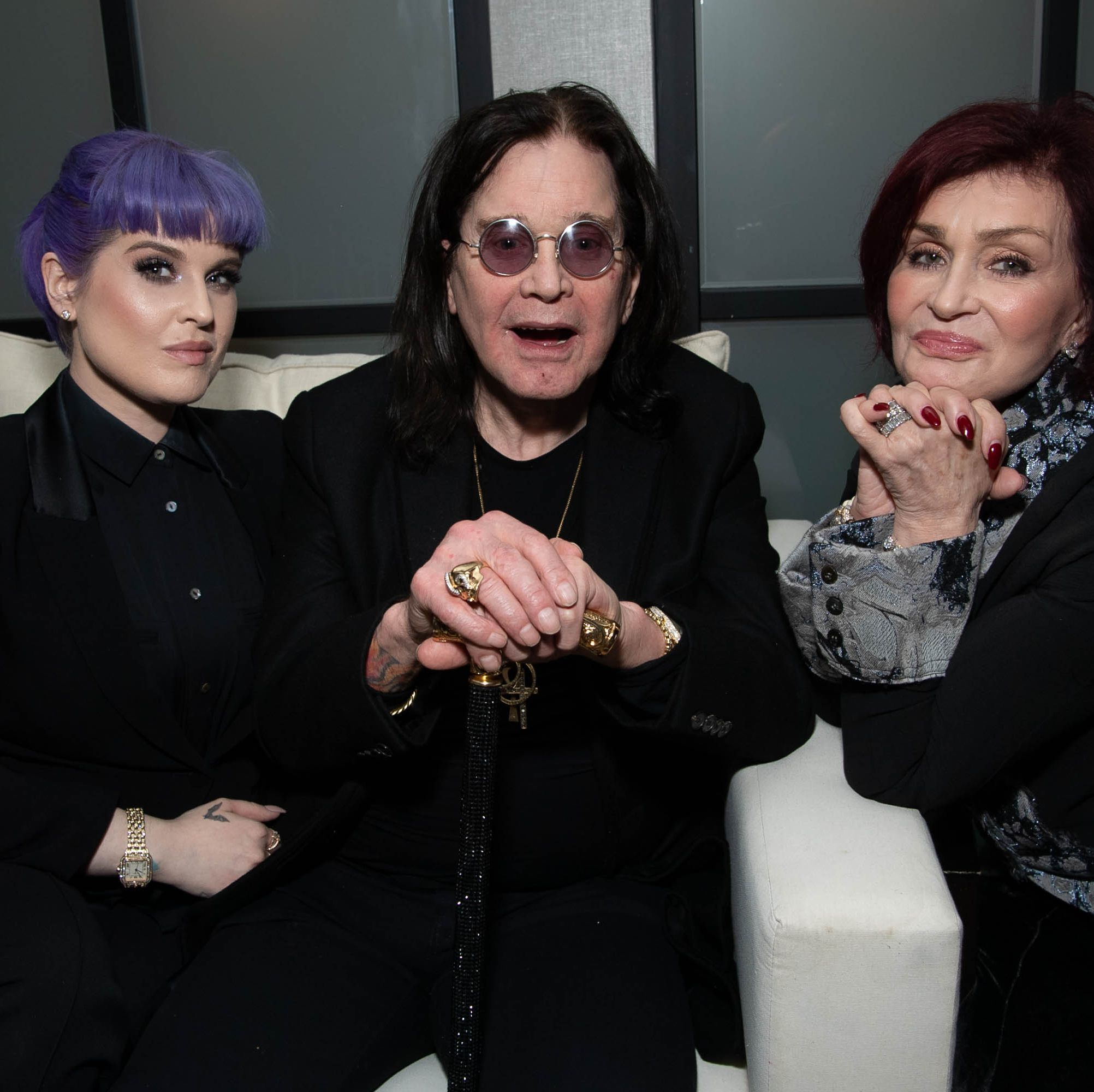 Ozzy Osbourne Reveals He's Battling Parkinson's Disease in