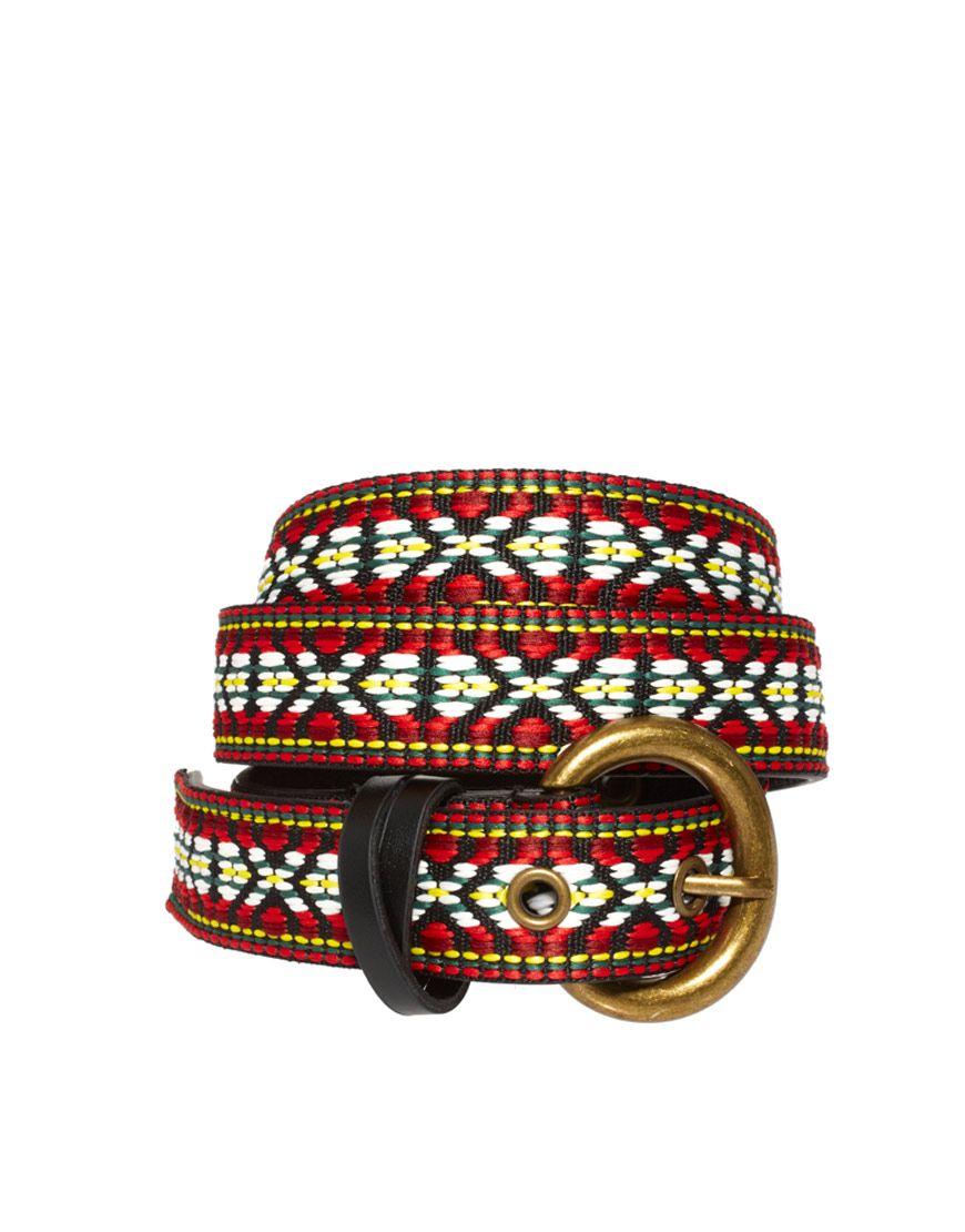 ASOS Aztec Waist Belt