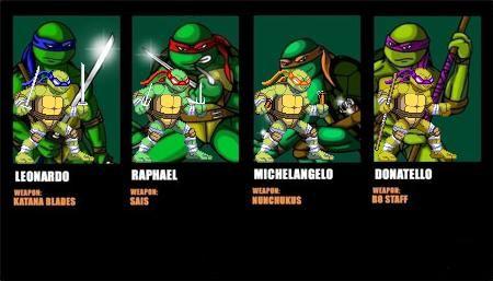 Image Result For Mortal Kombat Mugen Characters Ninja Turtles Teenage Mutant Ninja Turtles Teenage Mutant Ninja