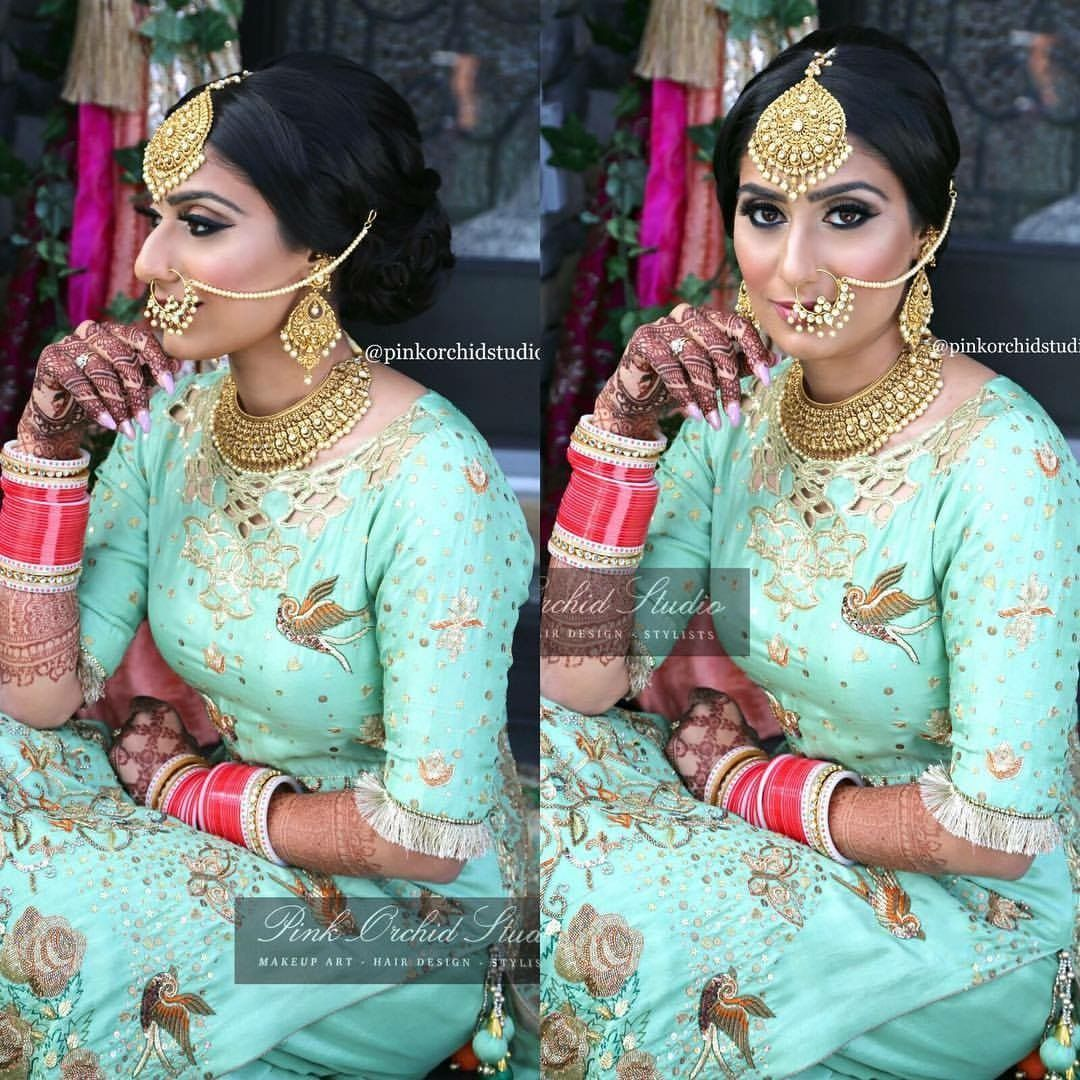 Pin by JuganDeep Dandiwal on Deep | Pinterest | Punjabi bride ...