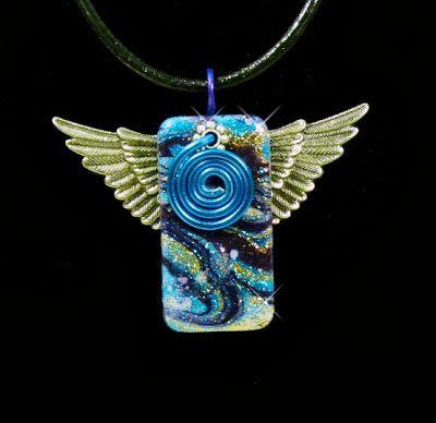 Altered Art Domino Jewelry