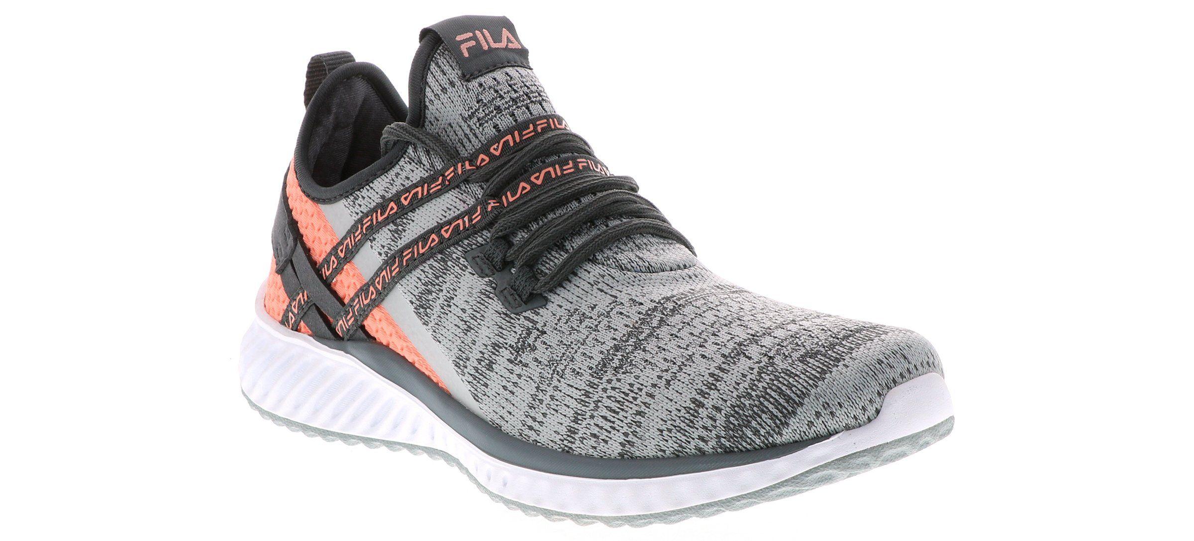 fila memory realmspeed women's running shoes