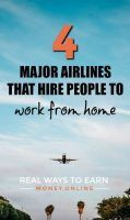 Work at Home Jobs At Airlines