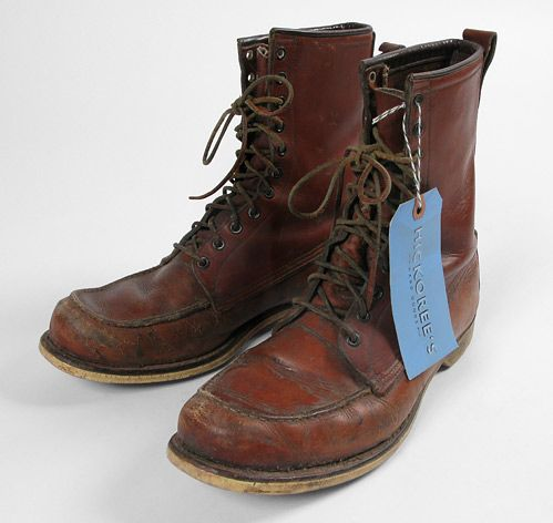 1950s Red Wing Irish Setter Sport Boots | Old Hickoree's ...