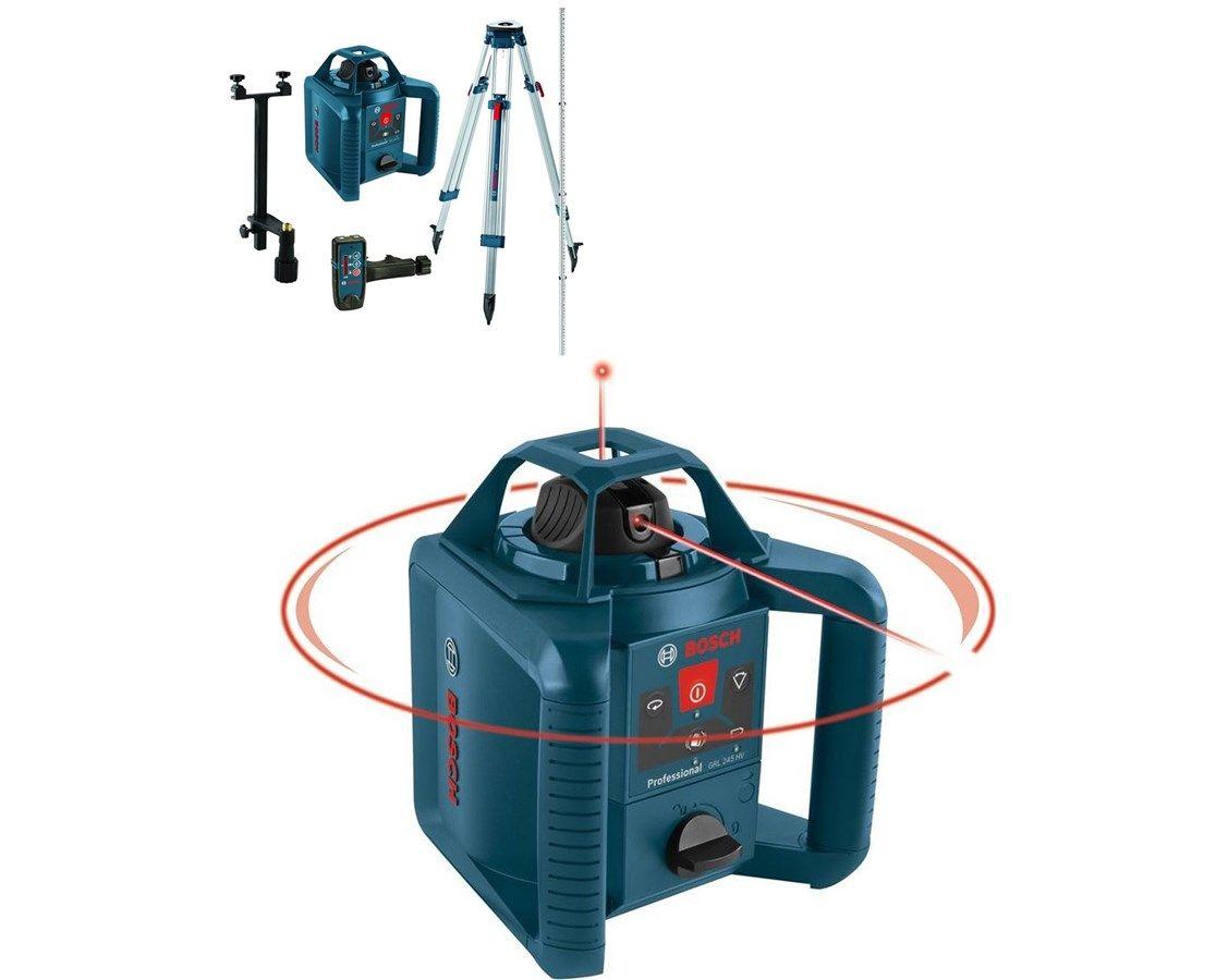 Bosch grl hvck selfleveling rotary laser bosch brand