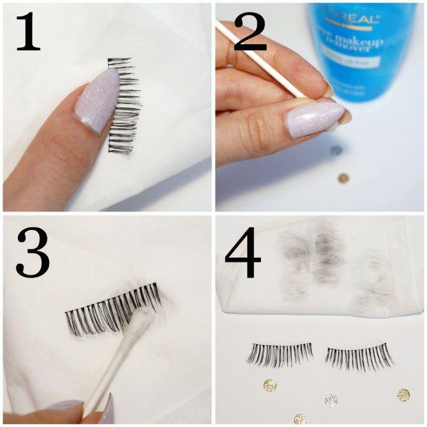 504cb2b70e9 False Eyelashes: Caring for Falsies   Ballroom makeup   Beauty, Fake ...