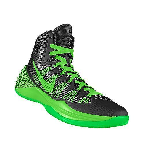 hyperdunk 2013 green