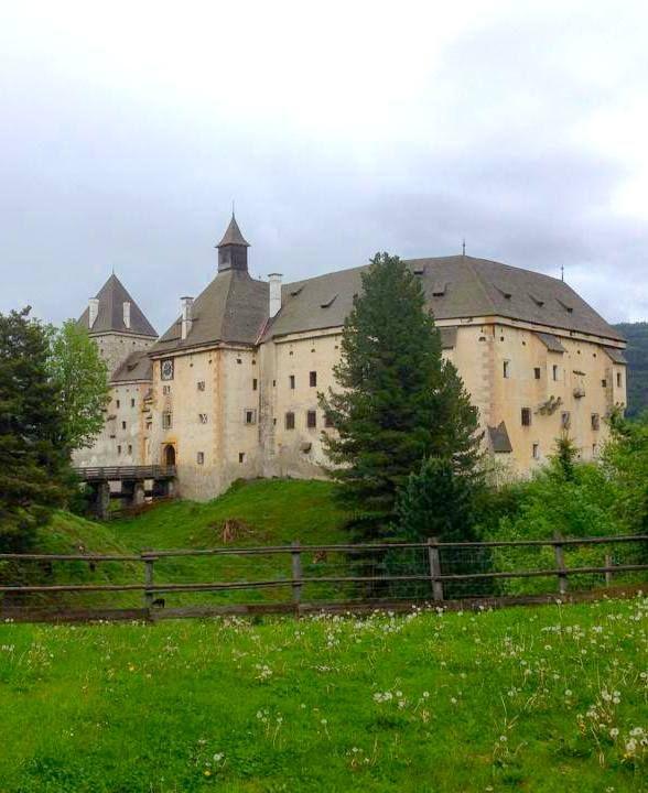Castle Moosham, Lungau, Austria