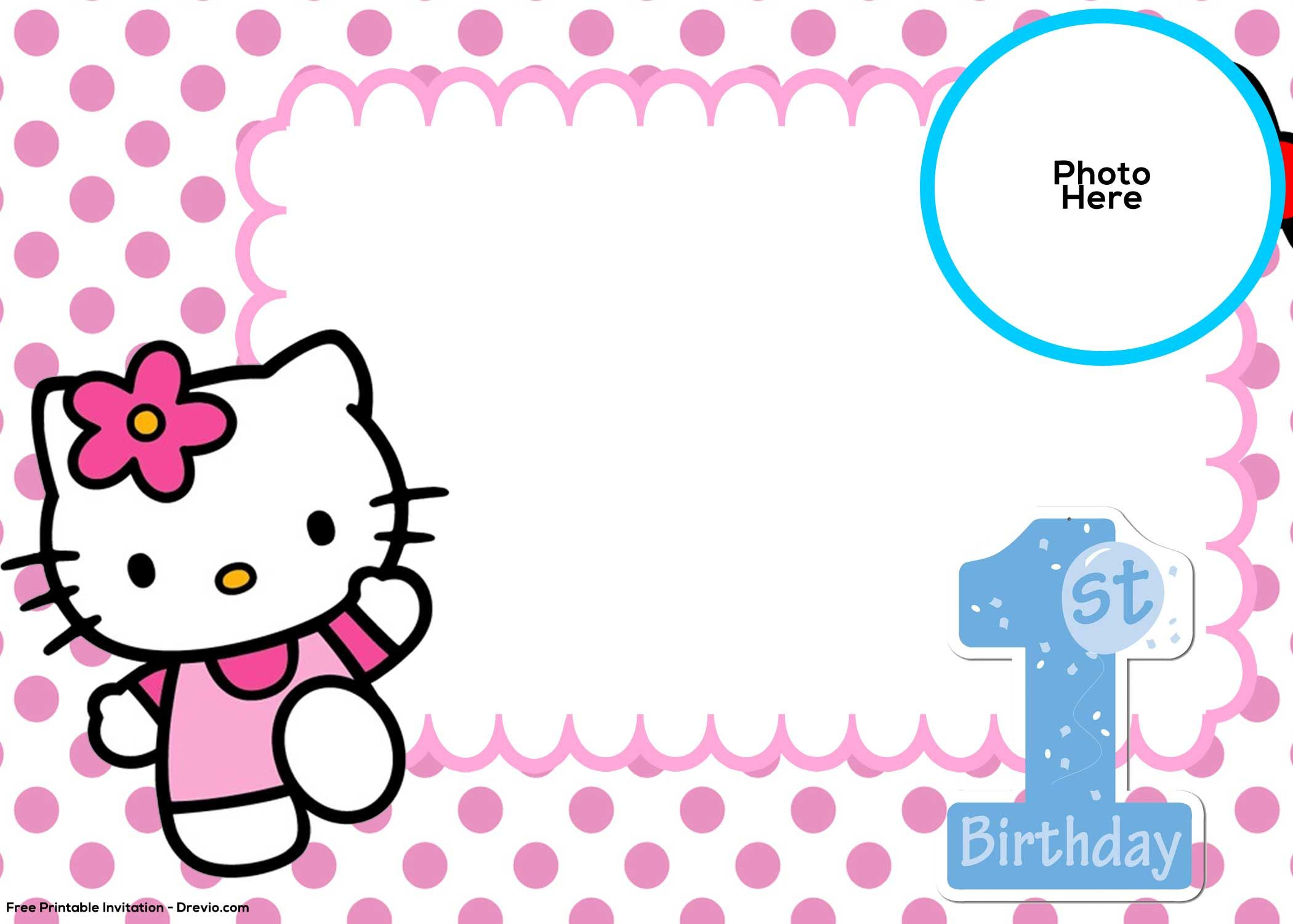 pin on free printable birthday invitation