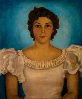 Dora Rainha Do Frevo Anita Malfatti Autoritratti Painting