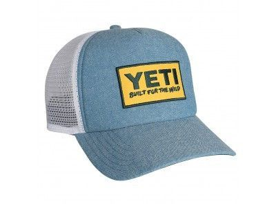 6958177ee81 Our Deep Fit Foam Patch Trucker hat has a taller crown