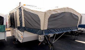 2008 Starcraft 2106 Popup Trailer Pop Up Camper Outdoor Gear