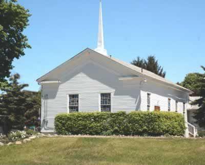 Oakwood Wedding Chapel Oxford Michigan