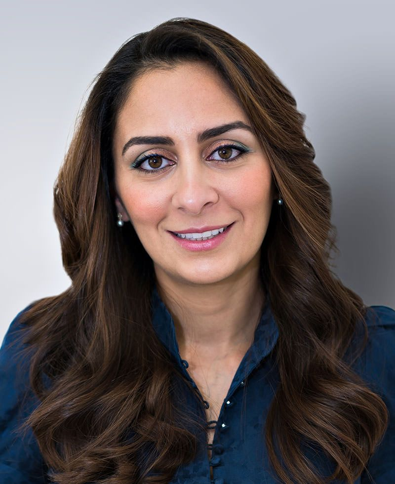 Dr. Lina Shaar is a Canadian general dentist at Dr