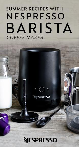 Nespresso Barista Coffees Recipes Recipe Hot Coffee Drinks