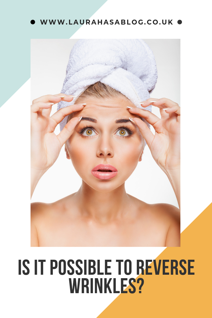 Is It Possible To Reverse Wrinkles? Anti aging, Prevent