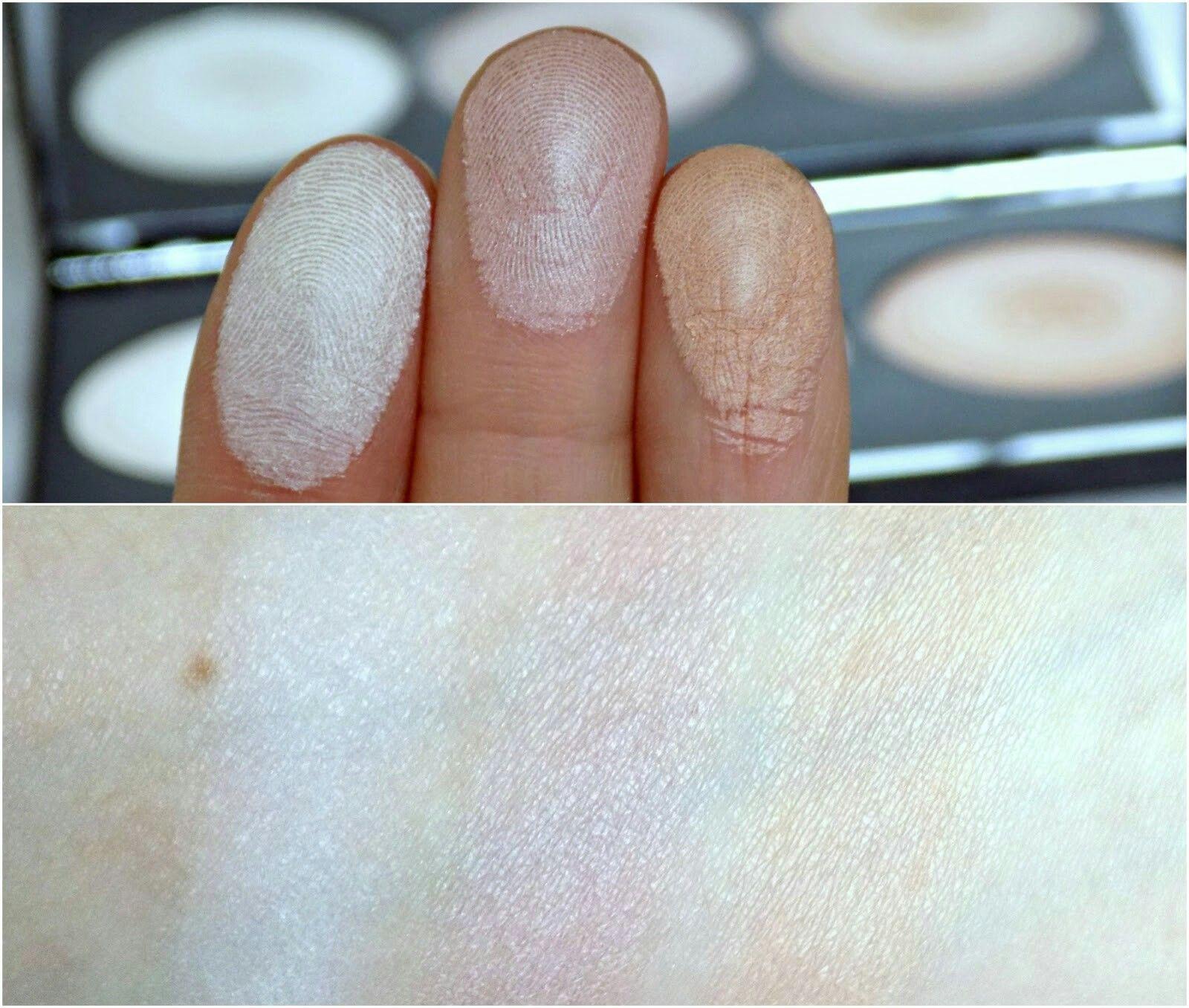 Beyond Radiance Makeup revolution highlighters, Makeup