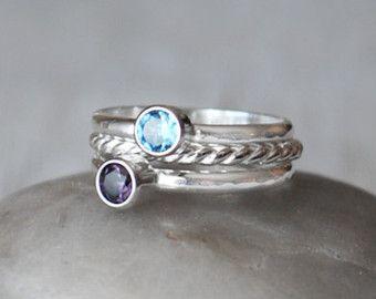 artisan silver rings - Google Search