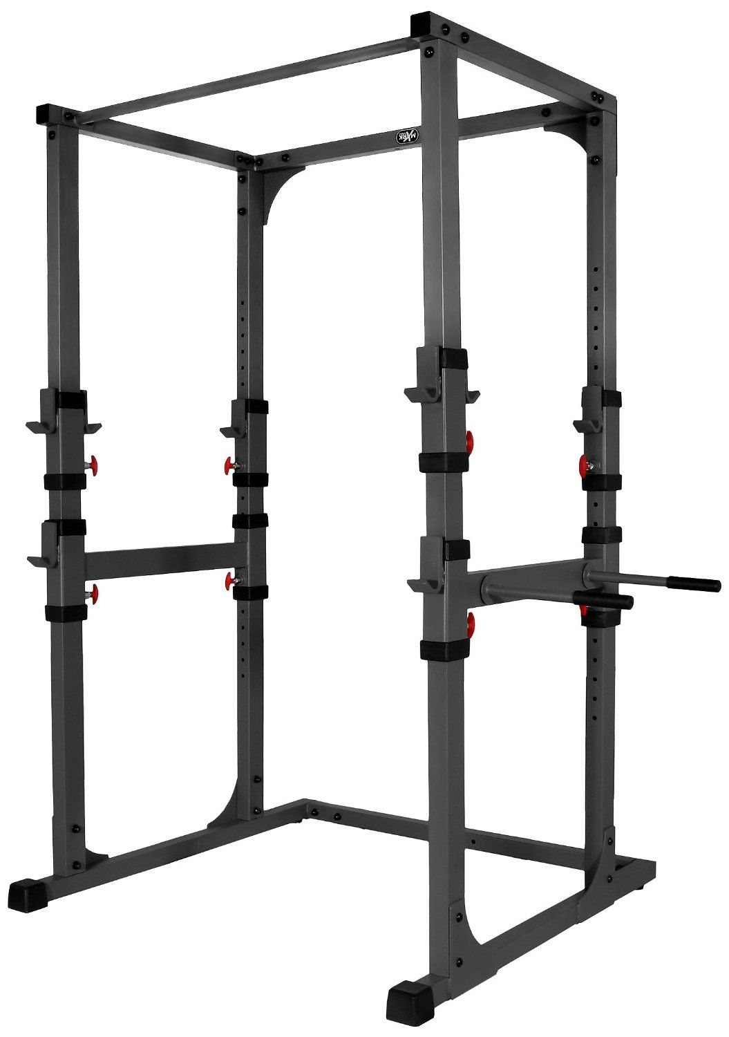 A power rack is in my opinion the best choice for being