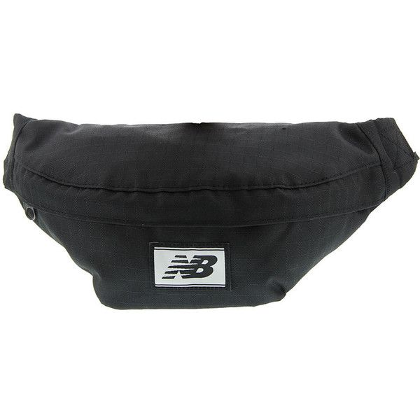 b0d7565606 New Balance Waist Pack Black Bags (160 DKK) ❤ liked on Polyvore featuring  bags, black, belt fanny pack, new balance bag, travel fanny pack, travel bum  bag ...