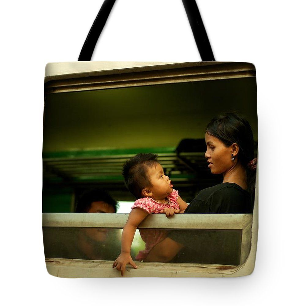 """""""Mother and Child"""" Tote bag by Valerie Rosen Photography"""