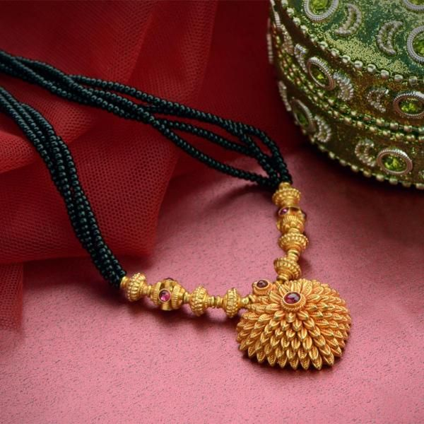 Product Whps8 378 Mangalsutra Gold Jewellery