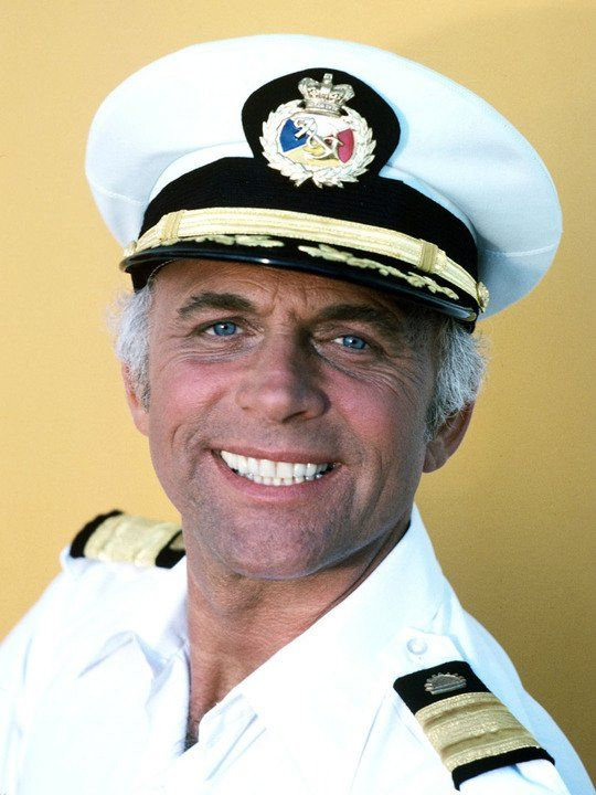 """Gavin MacLeod (February 28, 1931) is an American film, television and character actor, ship's ambassador, Christian activist and author, ).  he co-starring opposite Ernest Borgnine on McHale's Navy (1962–1964), as Joseph """"Happy"""" Haines, and on The Mary Tyler Moore Show (1970–1977) as Murray Slaughter. He was also best known for his starring role on The Love Boat (1977–1986), in which MacLeod played Captain Merrill Stubing."""