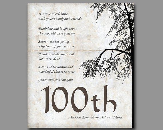 Pin By Dale Stoltzfus On Birthday Greeting Cards In 2021 Birthday Verses For Cards 100th Birthday Card Birthday Verses