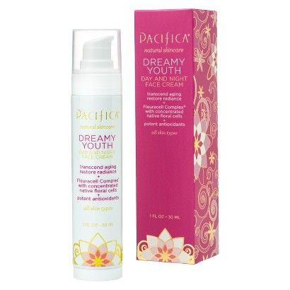 Pacifica Dreamy Youth Day And Night Face Cream - 1 oz