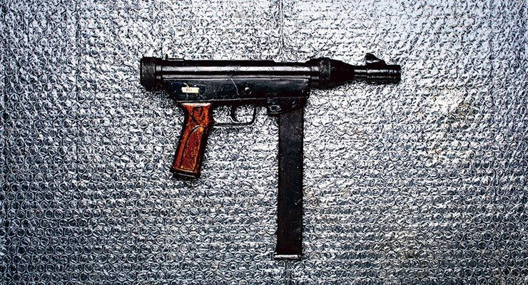 Pin On Knitted Guns Of 90th Made In Ukraine