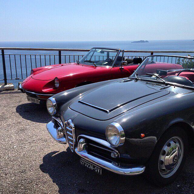 Alfa's at Amalfi