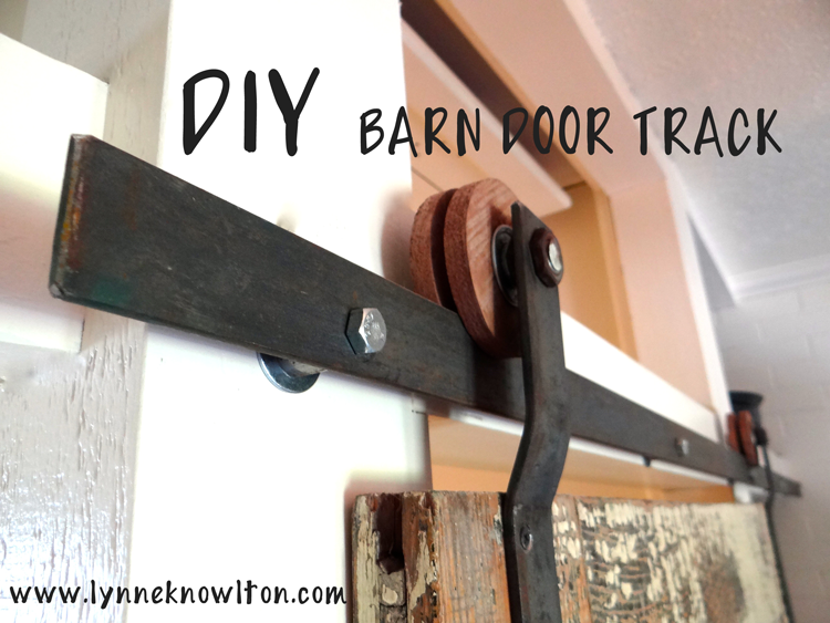 barn style door hardware diy exterior sliding track how to flat