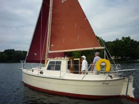 Nimble Arctic 26 Ft 1992 Kingston Ontario Sailboat For Sale